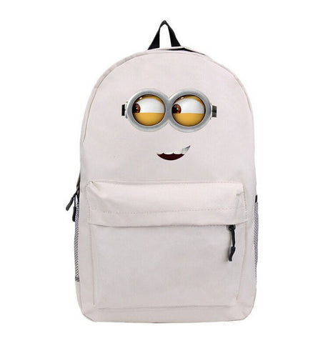 Hot Minion Backpack Kids School 8 Styles - minion.store