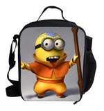 Popular Cartoon Character  Minion Cooler Lunch Bag For Kids - minion.store