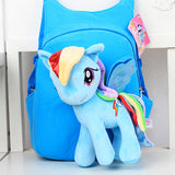 3D My Little Pony Minion Plush Backpack 3 Styles - minion.store