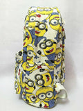 Despicable Me Minion Cute Canvas Backpack - minion.store