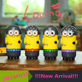 Minions Stainless Steel Double Wall Vacuum Flask Coffee Mug Travel - minion.store