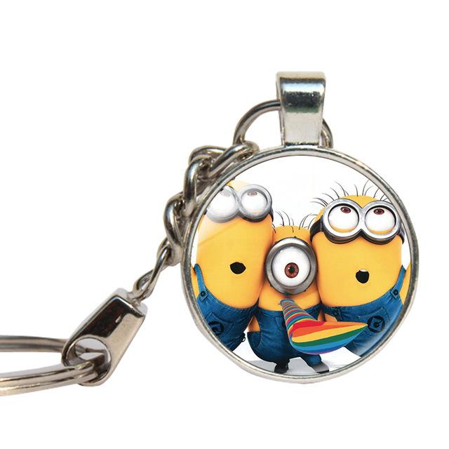 Despicable Me Keychains Minion 17 Styles Minionore