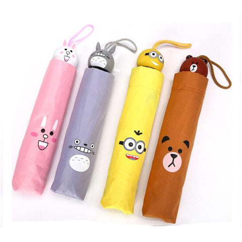 New Creative Brand Umbrella Small Kids Toys Minions - minion.store