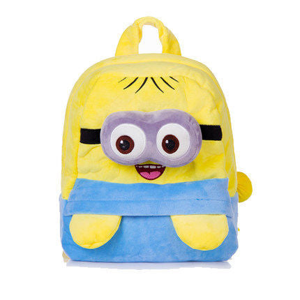 Children's Cartoon Minion Backpack Baby - minion.store