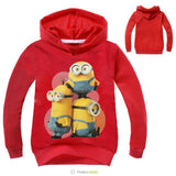 Children Clothes Boys T Shirt Outerwear Minions - minion.store