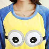 Minions Clothes Pyjamas Women - minion.store