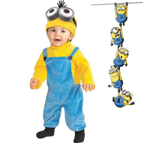 Minion Masks Hero Of Children Cosplay Costume - minion.store