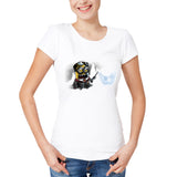 Women T Shirt Minions - minion.store