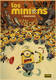Minions Wall Dtickers For Kids Room Home 19 Styles - minion.store