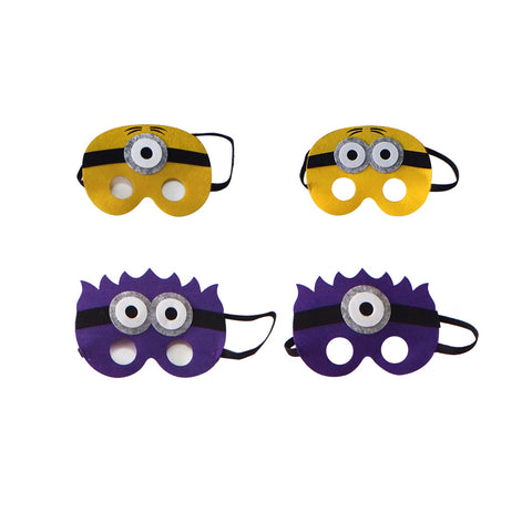 Minions Masks Hero Mask For Kids 4 Styles - minion.store