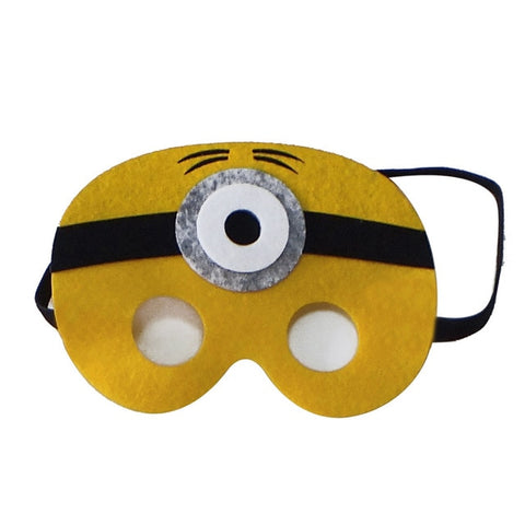Minions Masks Hero Mask For Kids Halloween - minion.store
