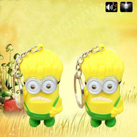 Minion Say I Love You Led Keychain - minion.store
