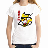 Women's T Shirt Pokemon Pikachu 5 Styles - minion.store