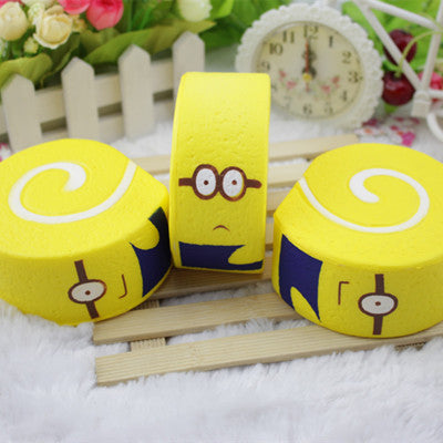10cm Big New Slow Rising Squishy Minions Kawaii Cute - minion.store
