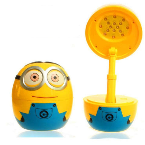 Minions LED Night Light Baby Room Kids Bed Lamp - minion.store