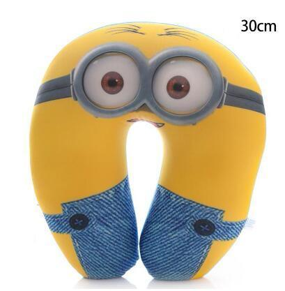 Minion Shape Neck Pillow 2 Styles - minion.store