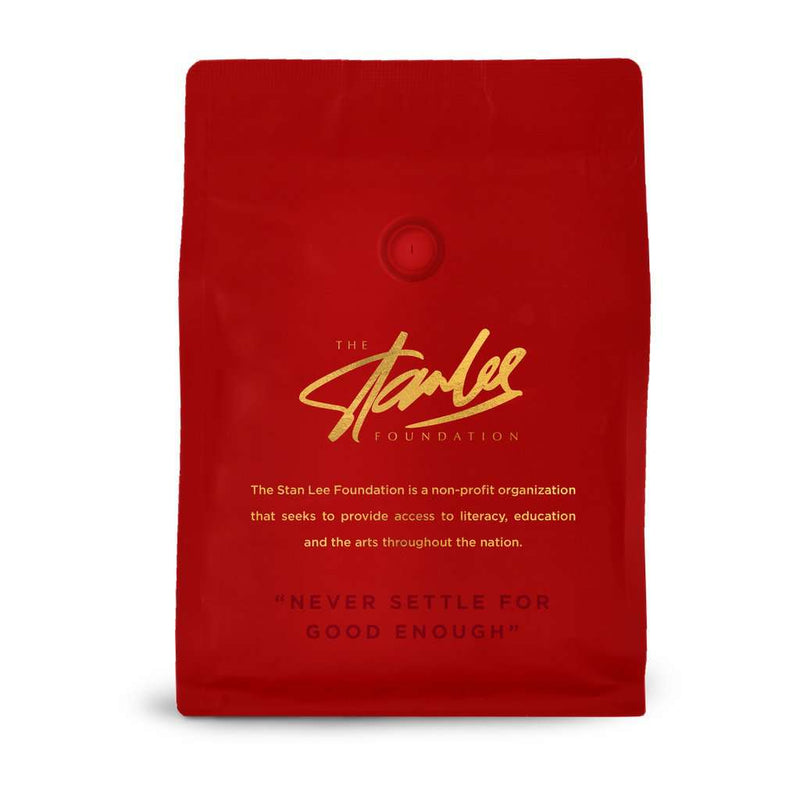 Stan Lee Foundation x Onyx Coffee Signature Blend