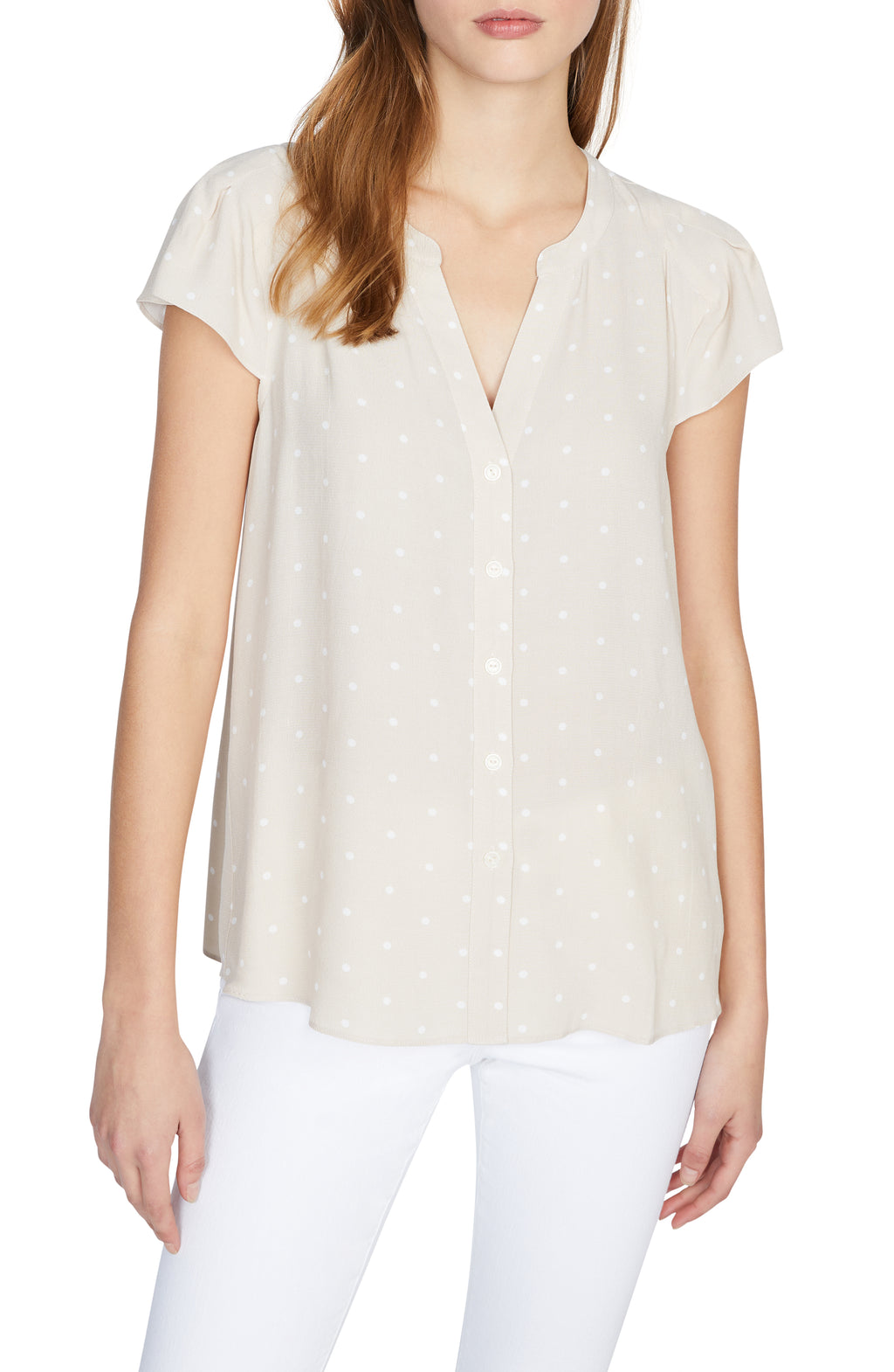 Tiffany Shell Blouse