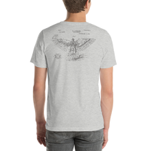 1889 Flying Machine Patent T-Shirt