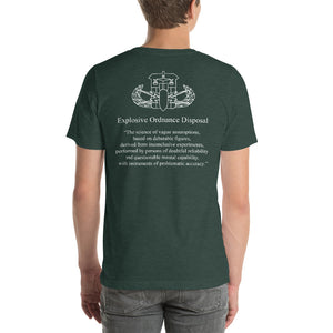 The Real Definition of EOD - HDS Badge T-Shirt