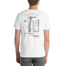 1916 Repeating Firearm for Trench Warfare Patent T-Shirt