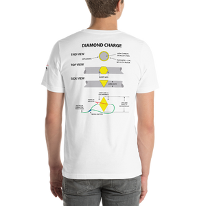 Diamond Cutting Charge T-Shirt