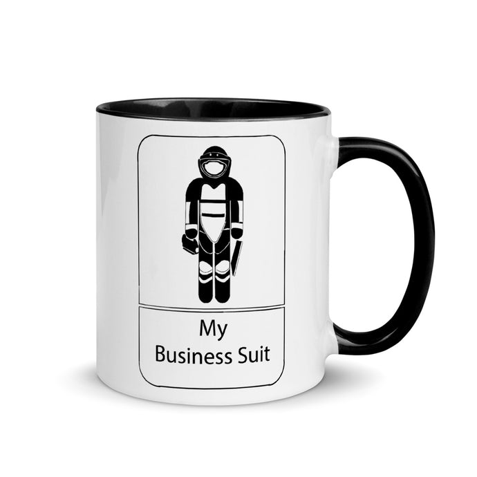 Your Business Suit/My Business Suit