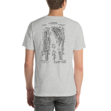 1913 Toggle Joint Breech Mechanism Patent T-Shirt