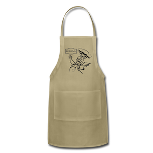 EOD Chef Apron by Mark David - khaki