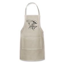 EOD Chef Apron by Mark David - natural