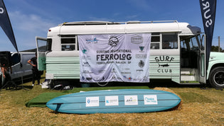Ferrolog Invitational Surf Video Macho Fins
