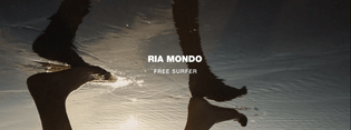 Ria Mondo Surf Video Finisterre Macho Fins