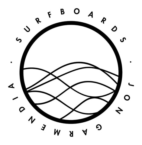 Garmendia Surfboards Logo