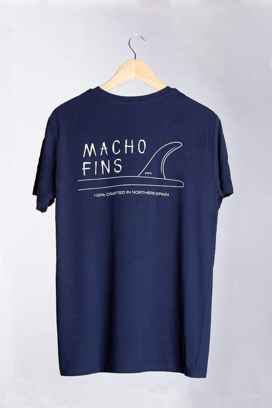 Macho Fins T Shirt Macho Fins Signature T Shirt
