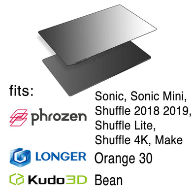 124 x 70 - Phrozen Sonic/Sonic Mini/Shuffle/Make, Kudo Bean, Longer Orange 30