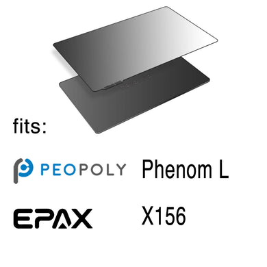 368 x 217 - Peopoly Phenom L and EPAX X156