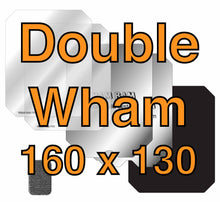 Load image into Gallery viewer, 160 x 130 Double Wham