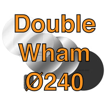 Load image into Gallery viewer, 240Ø Double Wham