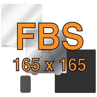 165 x 165 Flexible Build System