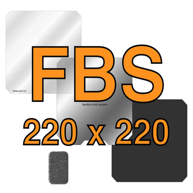 220 x 220 Flexible Build System