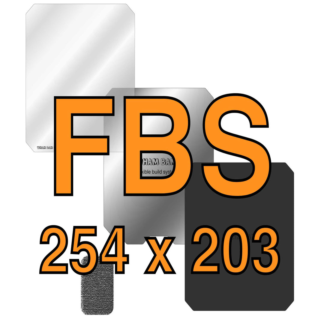 254 x 203 Flexible Build System