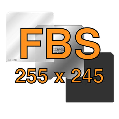 255 x 245 Flexible Build System