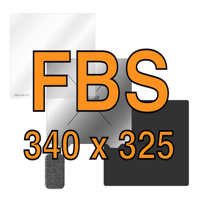 340 x 325 Flexible Build System
