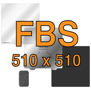 510 x 510 Flexible Build System