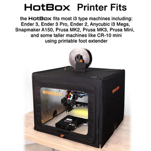 HotBox - 3D Printer Enclosure