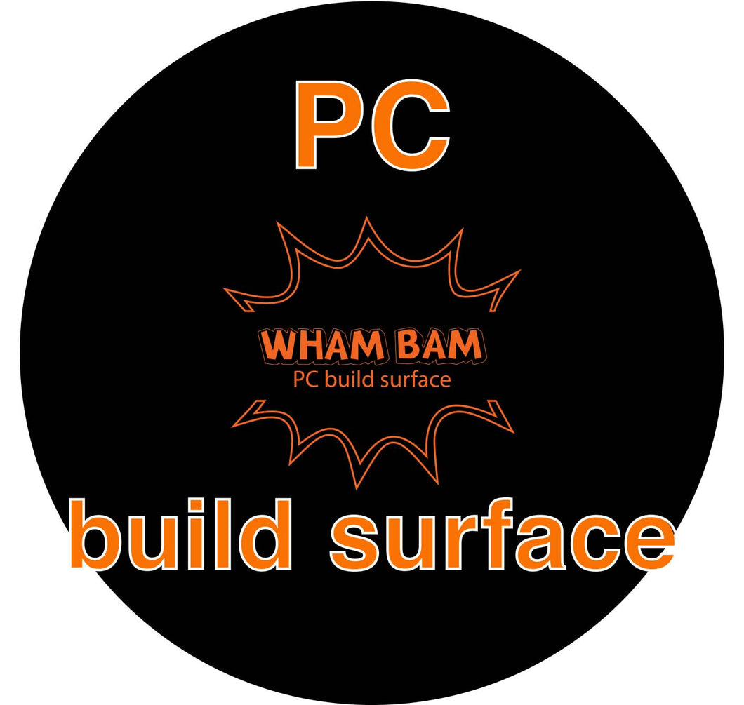 PC Build Surface