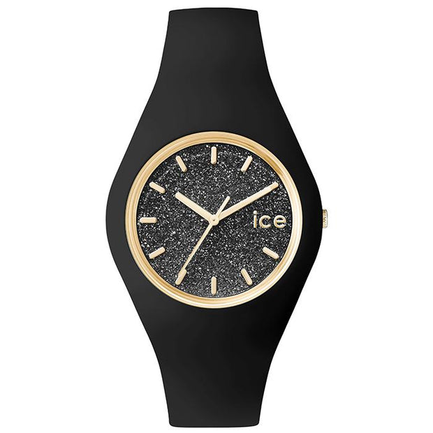 ICE ICE Glitter Black 40 mm Women's Watches 001356 - COCOMI Australia