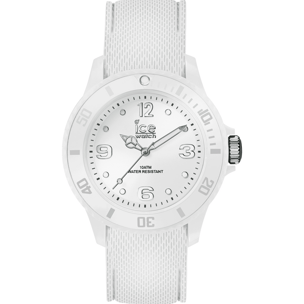 ICE Sixty Nine White 38 mm Unisex Watches 014577 - COCOMI Australia