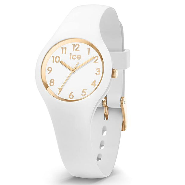 ICE Glam White 28 mm Unisex Watches 015341 - COCOMI Australia