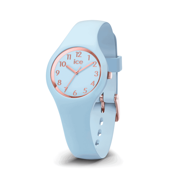 ICE ICE Glam Pastel Light Blue 28 mm Women's Watches 015345 - COCOMI Australia